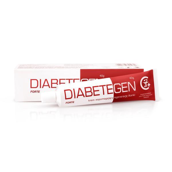 Diabetegen forte krém regenerující pokožku 40ml
