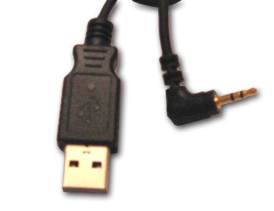 Kabel USB pro propojení s PC