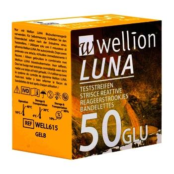 Wellion Luna Duo testovací proužky 50 ks